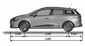 Dimensions Clio 2  Renault Captur Dimensions  4 Cylinder 6 And 8 Engine 4 Free Engine Image For