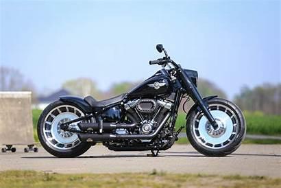 Thunderbike Harley Davidson Fat Boy Nightclub Customized