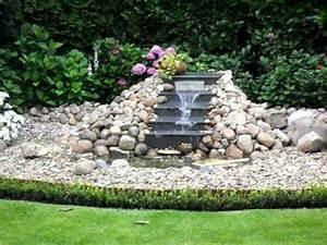 Gartenteich Mit Wasserfall : wasserfall wassertreppe feldsteine 1 youtube ~ Orissabook.com Haus und Dekorationen