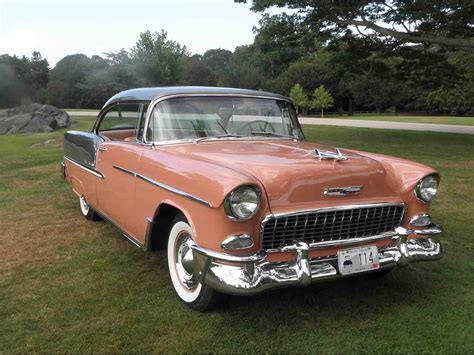 1955 Chevrolet Bel Air For Sale  Classiccarscom Cc774700