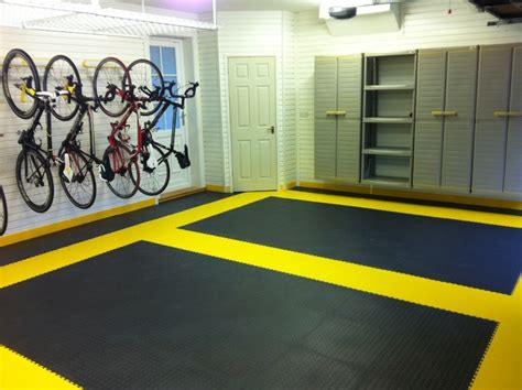 garage floor paint yellow garage flooring a great case study modern wall and floor tile