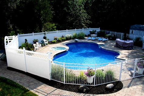 landscaping ideas for around inground pools four of our favorite swimming pool landscaping ideas
