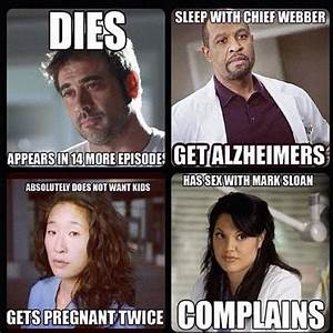 Grey's anatomy. Lol had to pin. | greys anatomy ...