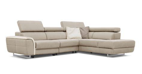 canapé d angle carré lenzo angle ou canapé relaxation en option sur univers