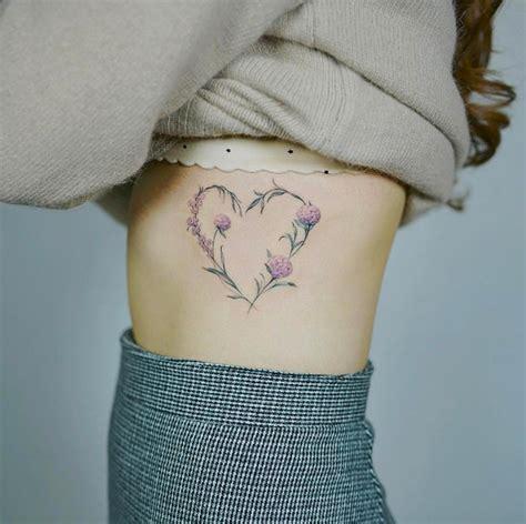 classic floral tattoo ideas  spring tattooblend