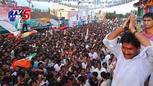 YS Jagan Rythu Bharosa Yatra 3rd Day In Dharmavaram | TV5 ...