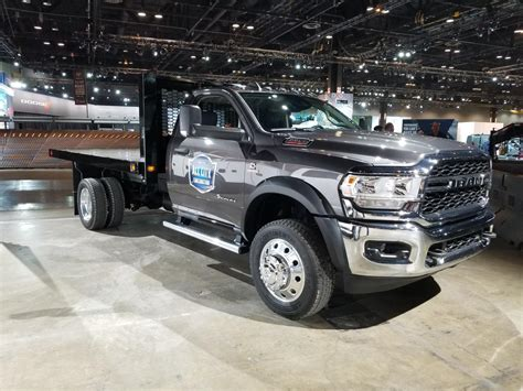 ram chassis cab brings   generation  work