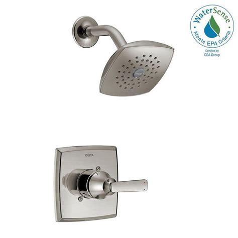 Delta Shower Delta Ashlyn 1 Handle Pressure Balance Shower Faucet Trim
