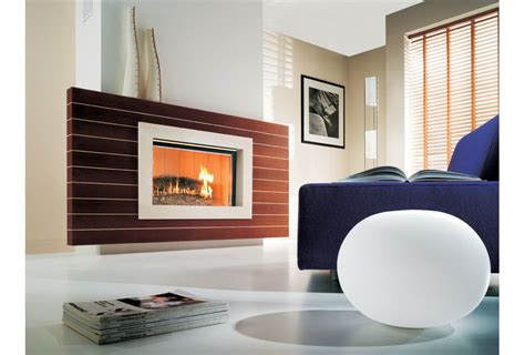 Boat Fireplace by Boat Contemporary Line Chazelles Producer Of