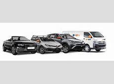 Our Fleet of Vehicles GoGet
