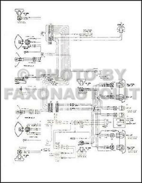 chevy gmc   diesel wiring diagram
