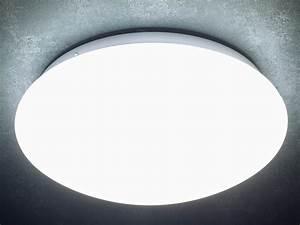 Led Lampen Mit Bewegungsmelder : luminea sensorlampe high power led lampe mit radar bewegungsmelder 10 watt sensor deckenleuchte ~ Orissabook.com Haus und Dekorationen