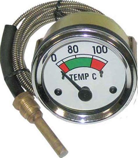ferguson te water temperature gauge  type