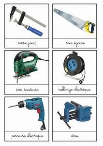 94 Outil De Bricolage : outils bricolage4 montessori carte de nomenclature ~ Dailycaller-alerts.com Idées de Décoration