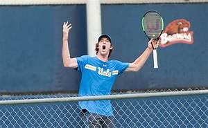 Men's tennis defeats USC 4-2, defending perfect record at ...