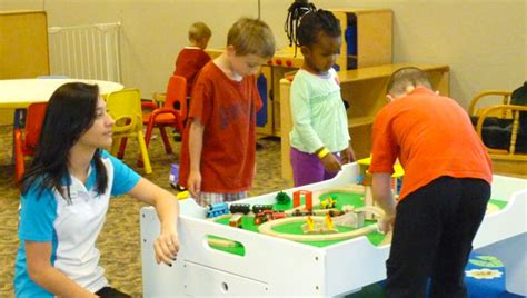 child care   work  ymca twin cities