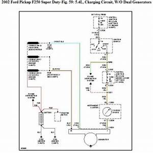 2002 ford f250 not charging electrical problem 2002 ford With 1976 ford f 250 wiring diagram http diagramonwiringblogspotcom