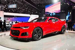 2017 Chevrolet Camaro SS - Review, Redesign, Price | 2018 ...