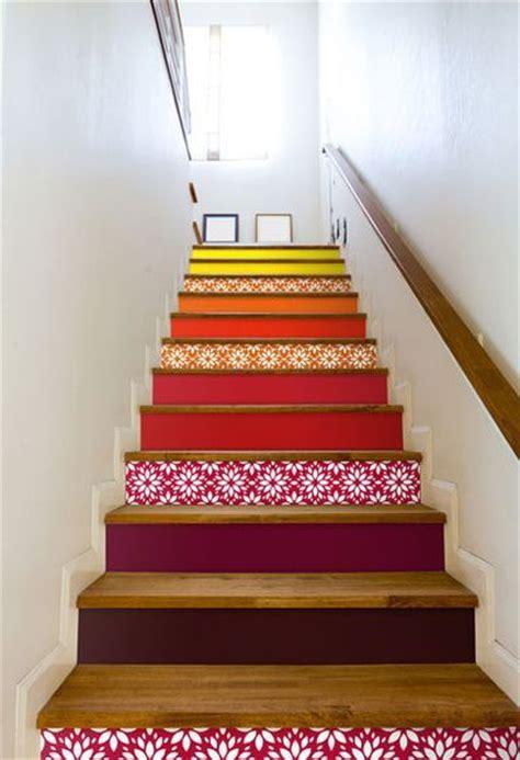 decorer un escalier en bois comment d 233 corer escalier cocon de d 233 coration le