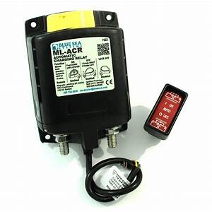Blue Sea Systems 7622 Automatic Charging Relay  500a