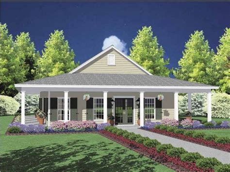 story house  wrap  porch  dream house