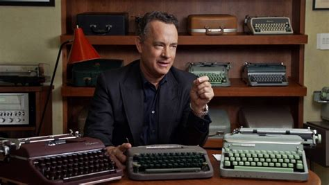 tom hanks gifts white house reporters  espresso