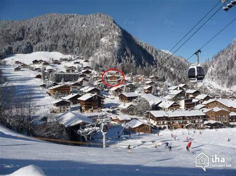 location chalet dans un hameau 224 la clusaz iha 38666