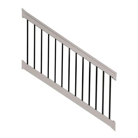Home Depot Banister Rails by Vertical Stainless Steel Cable Railing Kit For 36 In High