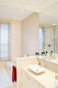 Salle De Bain Couleur Bois : 101 photos de salle de bains moderne qui vous inspireront ~ Zukunftsfamilie.com Idées de Décoration