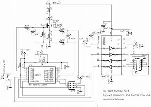 bluetooth controlled leddriver a tutorial part 10 pc With bluetooth circuit