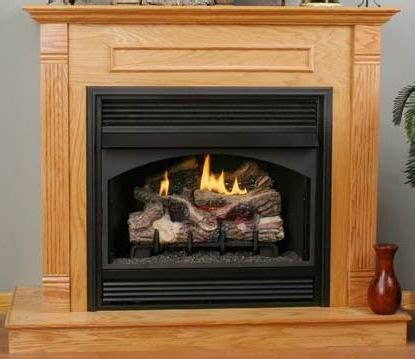 vent free gas fireplace propane gas fireplace logs vent free fireplaces