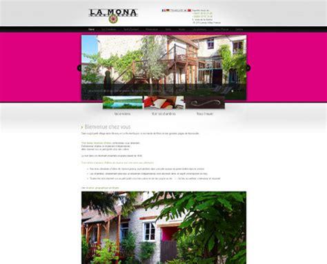 site chambre d hotes création site pour entreprise studio web solution