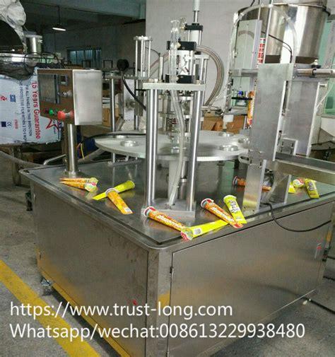 calippo filling  sealing machine