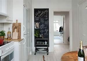 Arum Dans La Maison : peinture ardoise on adopte la peinture ardoise dans toute la maison elle d coration ~ Melissatoandfro.com Idées de Décoration
