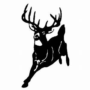 Running Buck Wall Decal - Custom Wall Graphics