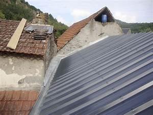 Bac Acier Isolé Prix : pose toiture bac acier ~ Dailycaller-alerts.com Idées de Décoration