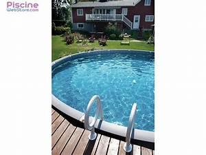 Piscine Hors Sol Resine : piscine hors sol ronde tr vi 222 ~ Melissatoandfro.com Idées de Décoration