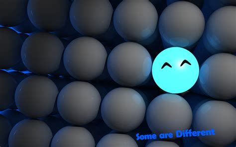 Some are Different Wallpapers | HD Wallpapers | ID #10350