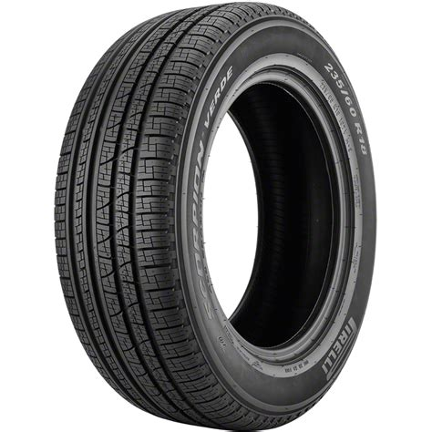 2 New Pirelli Scorpion Verde All Season Plus - 255/50r19 ...