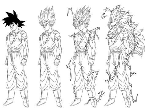 10 Disegni da colorare di Dragon Ball
