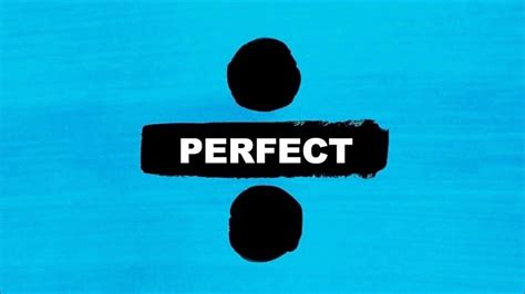 Perfect [official Audio]