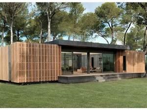 Maison Bioclimatique Passive : maison en kit bioclimatique ~ Melissatoandfro.com Idées de Décoration