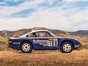 Dakar 2018 Classement Auto : rm sotheby 39 s 1985 porsche 959 paris dakar the porsche 70th anniversary auction 2018 ~ Medecine-chirurgie-esthetiques.com Avis de Voitures