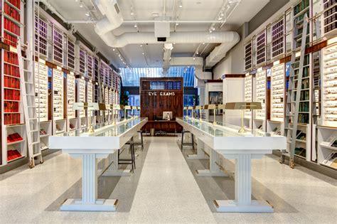 york city business virtual tours  google warby parker