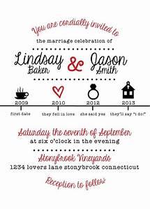 74 best images about wedding ideas on pinterest timeline With wedding invitation design timeline