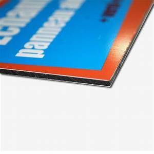Plaque Aluminium 5mm : alu dibond panneau dibond aluminium ~ Melissatoandfro.com Idées de Décoration