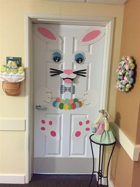 cute   kids bedroom door easter diy easter