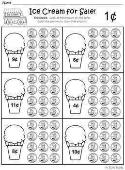 money kindergarten kindergarten money worksheets money