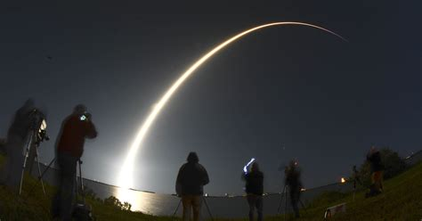 SpaceX kicks off busy period of launches for Space Coast