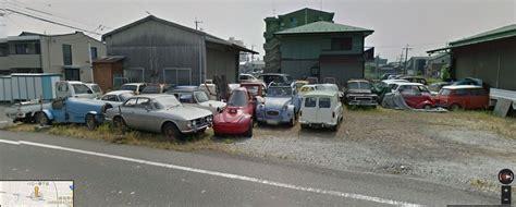 Abandoned European Car Dealership In Japan [1440x580
